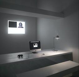 installatiezicht, K21, Düsseldorf, 2010 © Achim Kukulies