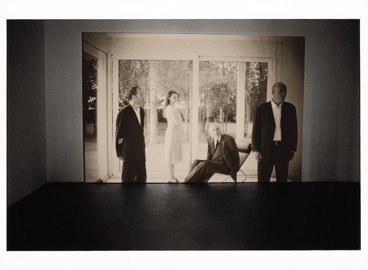 Installatiezicht, Roomade, Brussel, 2004