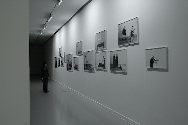 installatiezicht, MuHKA, Antwerpen,  2006 © foto Ana Torfs