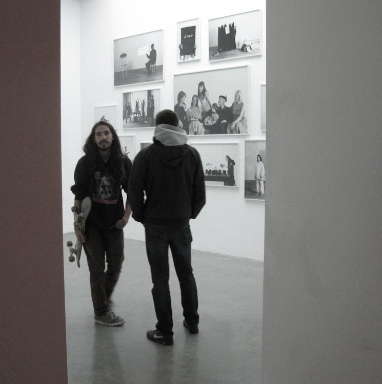 installatiezicht, Generali Foundation, Wenen, 2010 © foto Jurgen Persijn