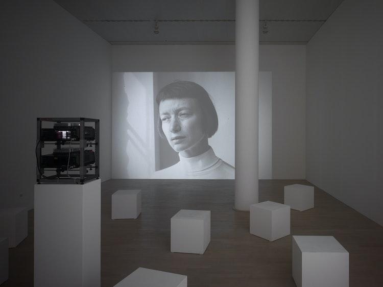 installatiezicht, K21 Düsseldorf, 2010 © Achim Kukulies