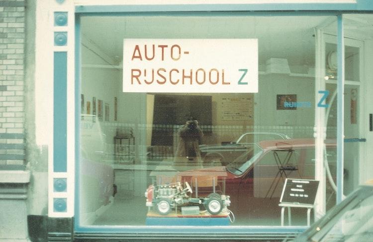 Installatie: 'Autorijschool Z'