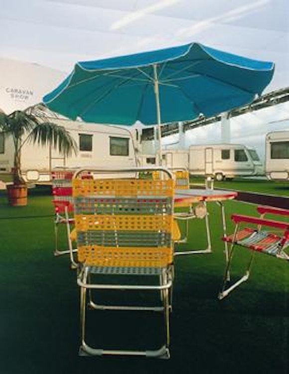 Installatie: 'Caravan Show'
