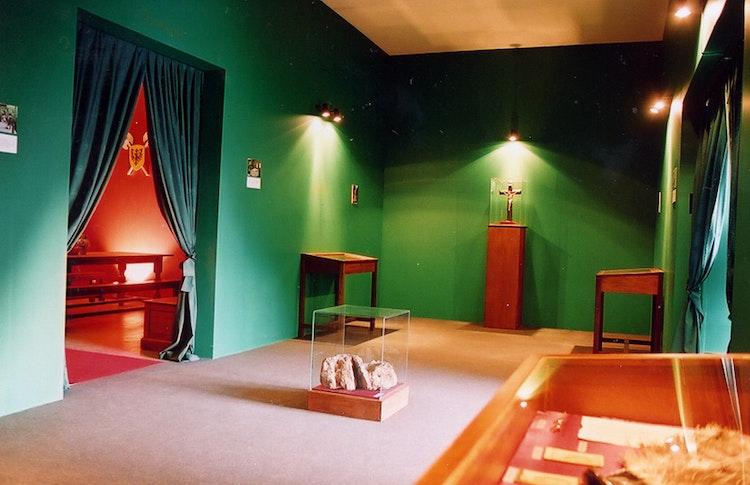 Installatie: 'Museum van het Graafschap Watou'
