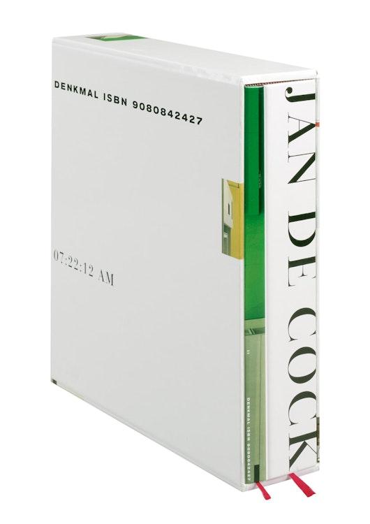 DENKMAL ISBN 9080842427, JAN DE COCK, 2005