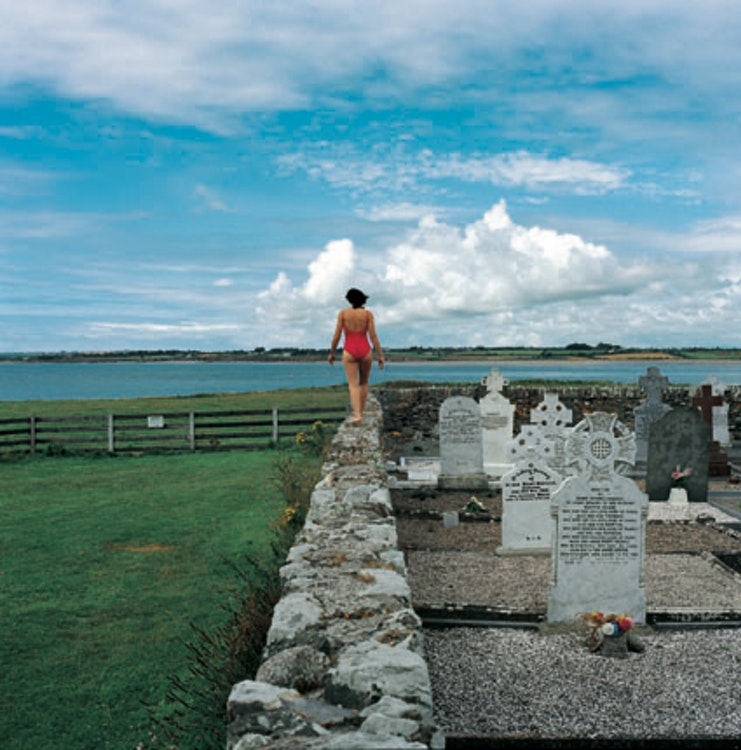 From the photo series foundlings 'Bannow Island'