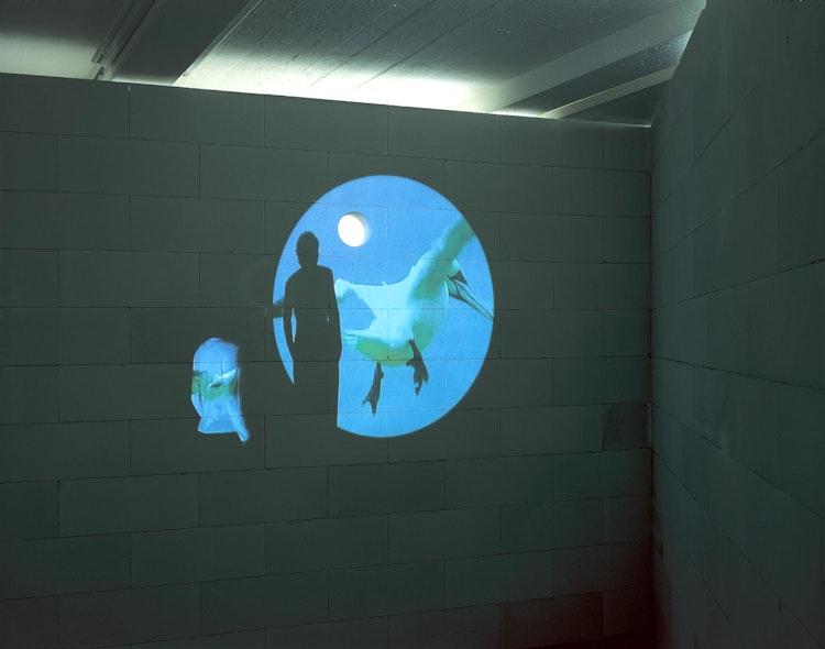 Mr. & Mrs. (Moon Corridor)