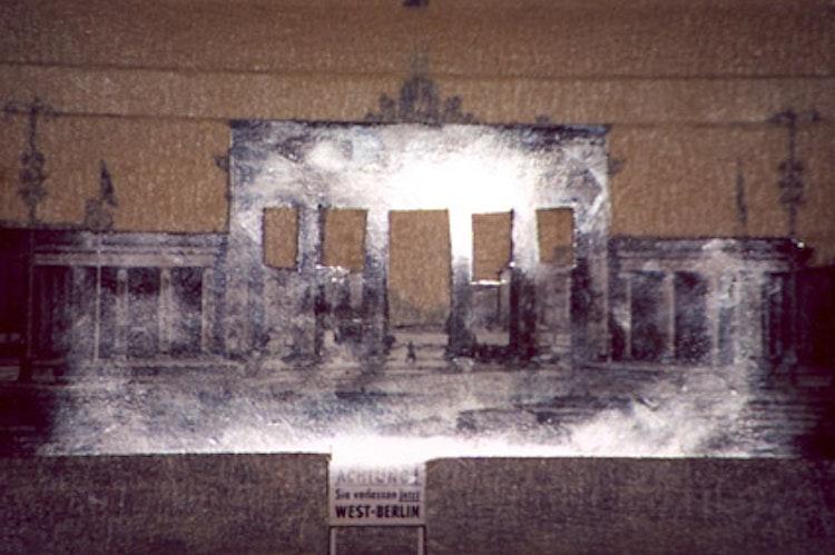 Postcard, Grussen aus Berlin part 4