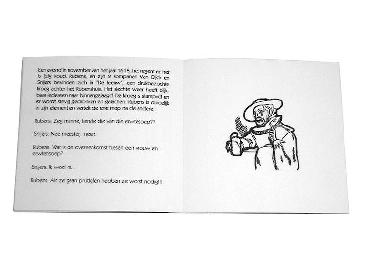 Bijhorend cd-boekje. Courtesy of Dependance Gallery, Brussels.