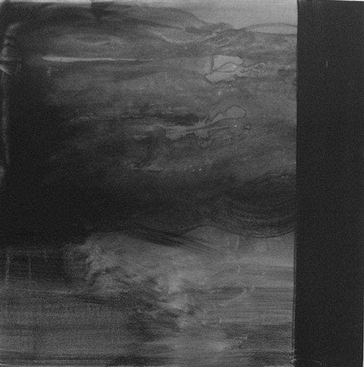 Zonder Titel, olieverf op doek, 50 cm x 50 cm