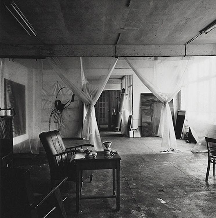 Ateliers d'artistes, Ronny Delrue