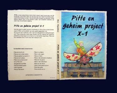 Pitte en geheim project X1.