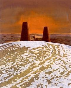 Remain in Light, 2004, olie op doek, 190 x 142 cm