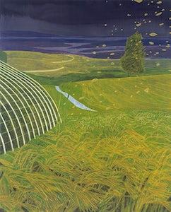 Franky's Greenhouse, 2005, olie op doek, 200 x 160 cm