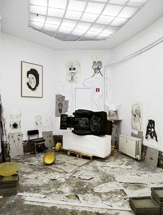 The Draughtsman's Room