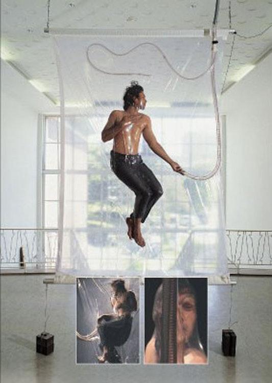 Foto: Dirk Pauwels - Courtesy: Galerie Fortlaan 17