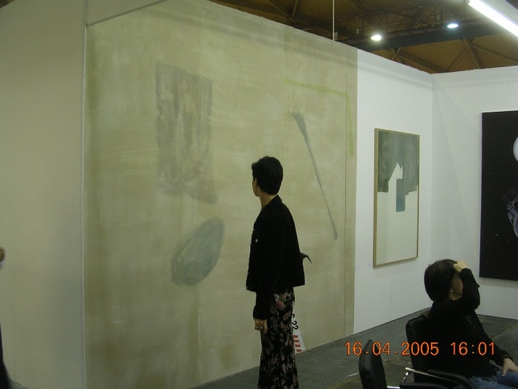 Exhibition view Art Brussels