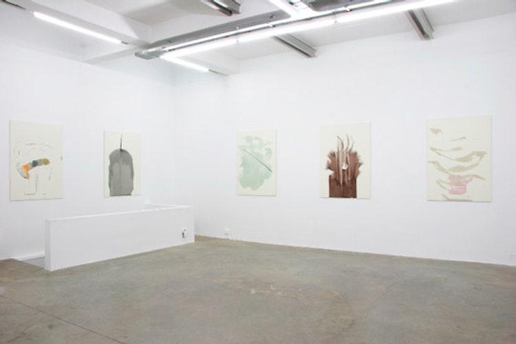 Exhibition view 'Kommt gut' Koraalberg, Antwerpen