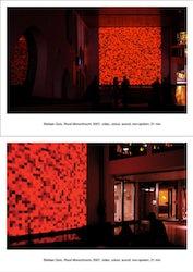 Rood Monochroom