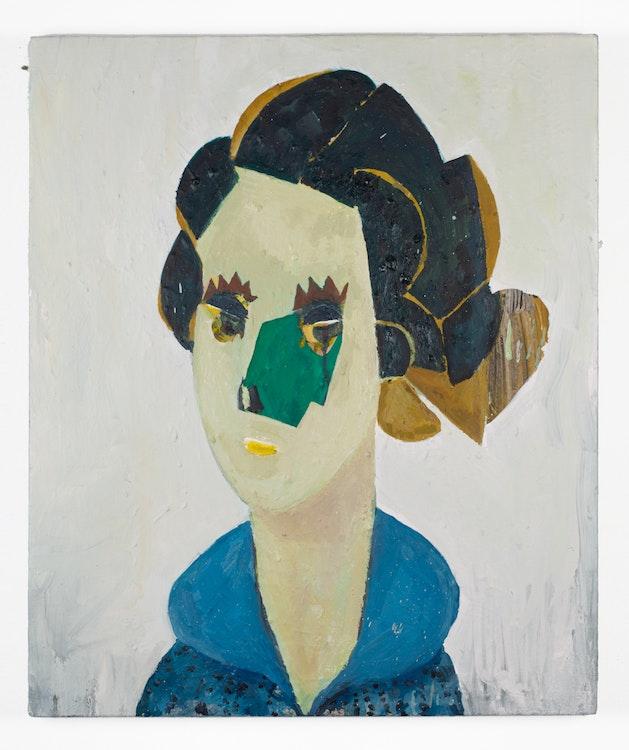Portrait Olive, Carole Vanderlinden, 2015