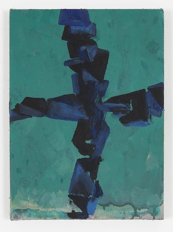 Cristaux, Carole Vanderlinden, 2014