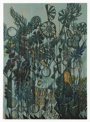 Paysage tropical, Carole Vanderlinden, 2014