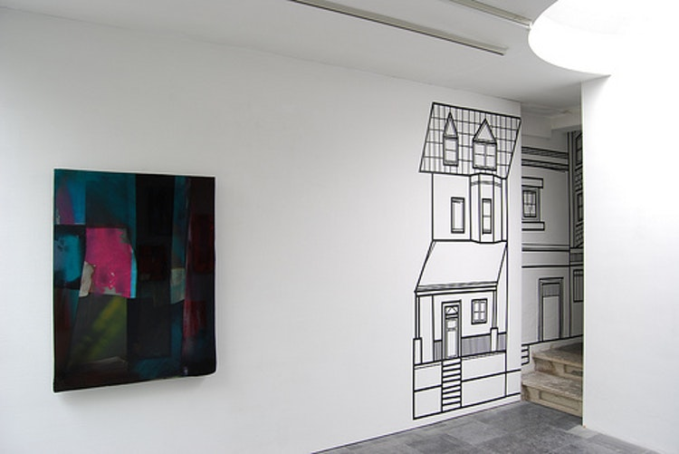 Installation view 'This House, This Home'