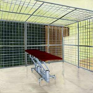 Exercise cage