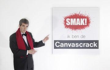 SMAK! Ik ben de Canvascrack