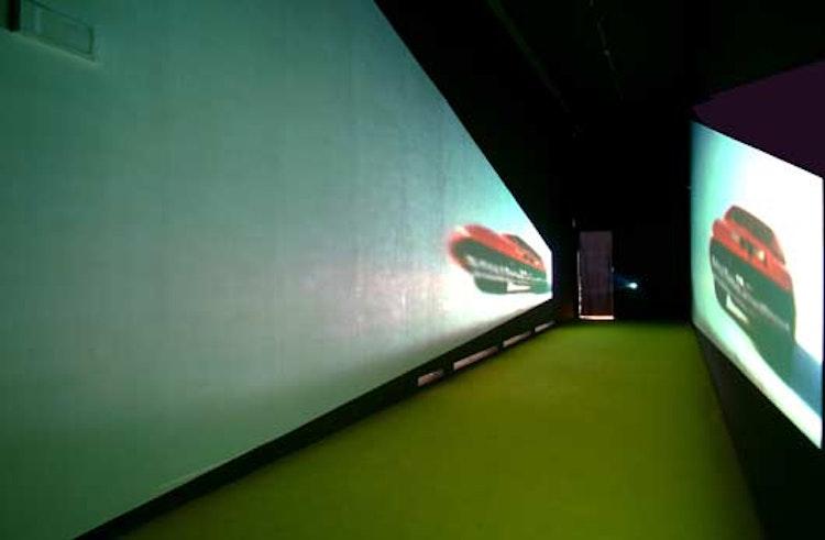 Super 8, videoloop, SMAK, Gent (B)