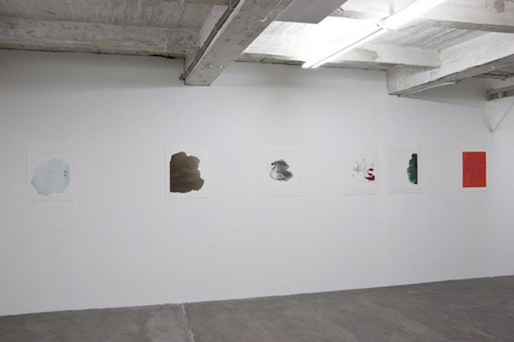 'Exhibition view 'Setting the Pattern' Koraalberg, Antwerpen