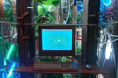 Biomodd game terminal © Angelo Vermeulen