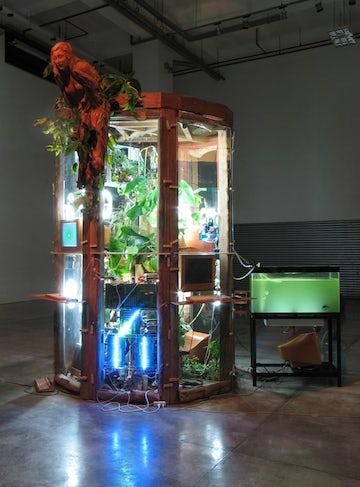 Installatiezicht Museum of Contemporary Art and Design, Manila © Angelo Vermeulen
