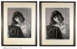Selfportrait with Diane Arbus