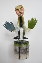 Handen hebben is echt absurd, Warre Mulder, 2015