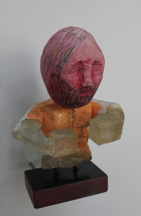 De tragiek van een doorzetter, Warre Mulder, 2015