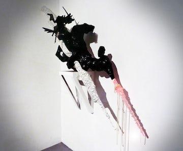 A guardian angel weapon