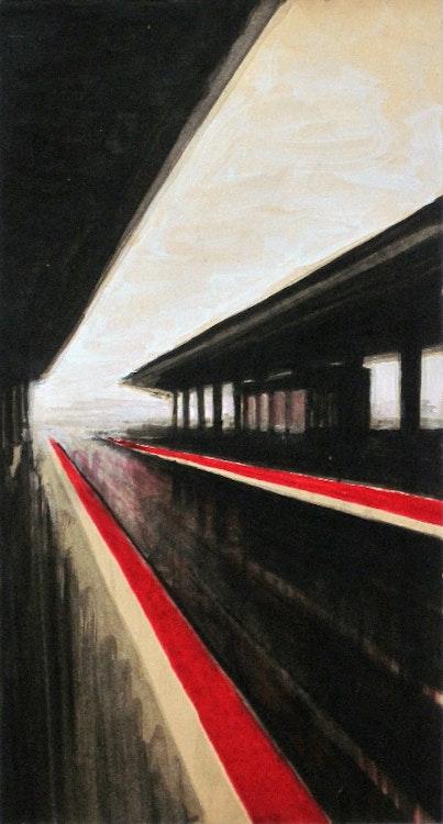 studie voor 'Between the lines'