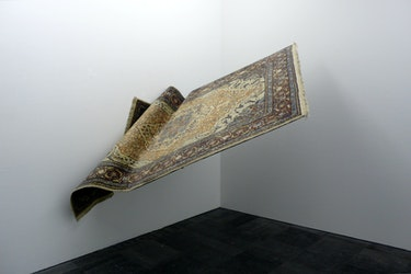 Persian Rug Crashing