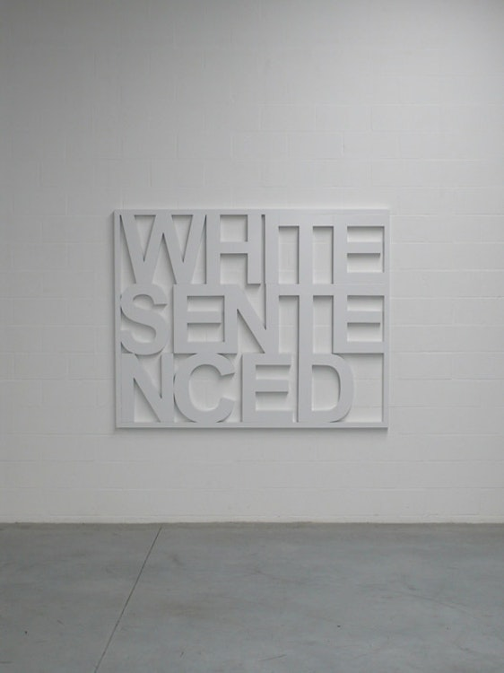 White Sentenced