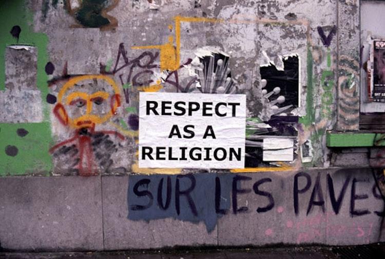 Respect as a religion