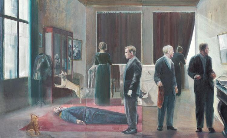 Dood van de kamerheer