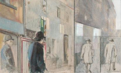 Malte in de straat