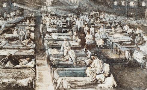 Ziekenzaal