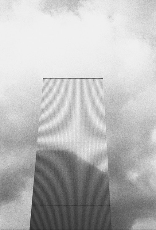 Building & clouds # II