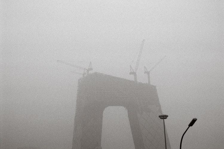 Building & smog