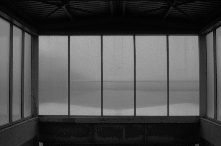 Window & snow