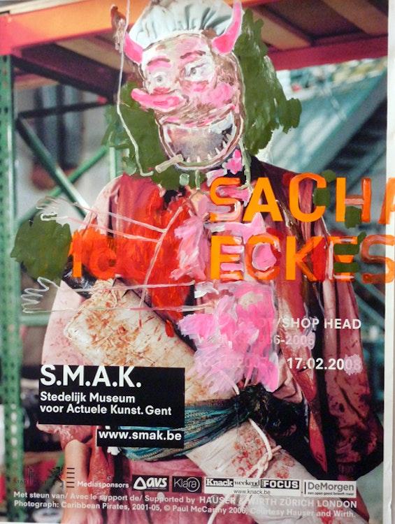 Paul McCarthy's Sacha