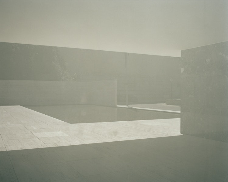Barcelona Pavilion (Exposition International de Barcelona, 1929)
