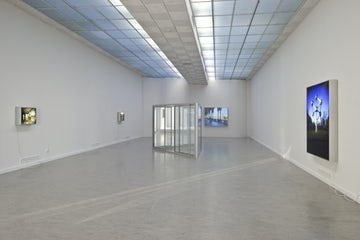 Exhibition view 'The Great Exhibition', Z33 Center for Contemporary Art, Hasselt /Belgium